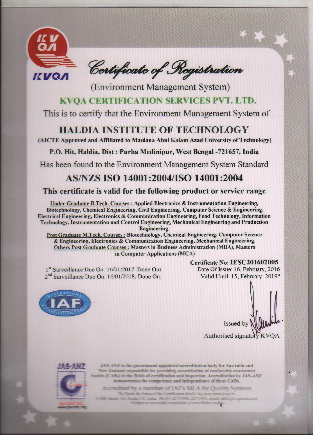 Best Engineering Colleges In West Bengal Haldia Institute Of